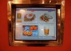 pantalla táctil
